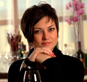 Оксана Бурцева