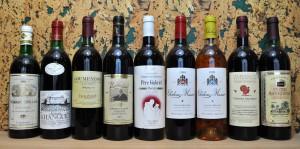 9 вин Средиземноморья