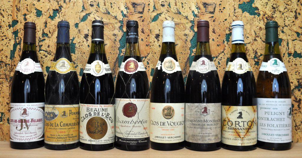 8 вин на Jaboulet