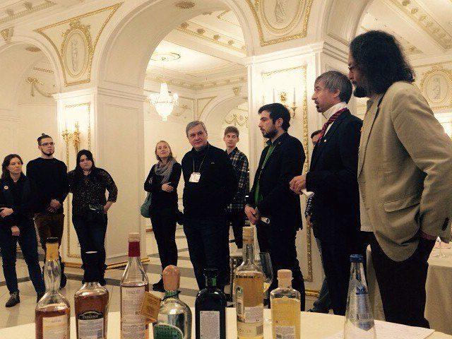 Итоги 1-го конкурса среди экспертов по крепкому алкоголю.